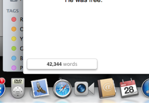 Finished First Draft
