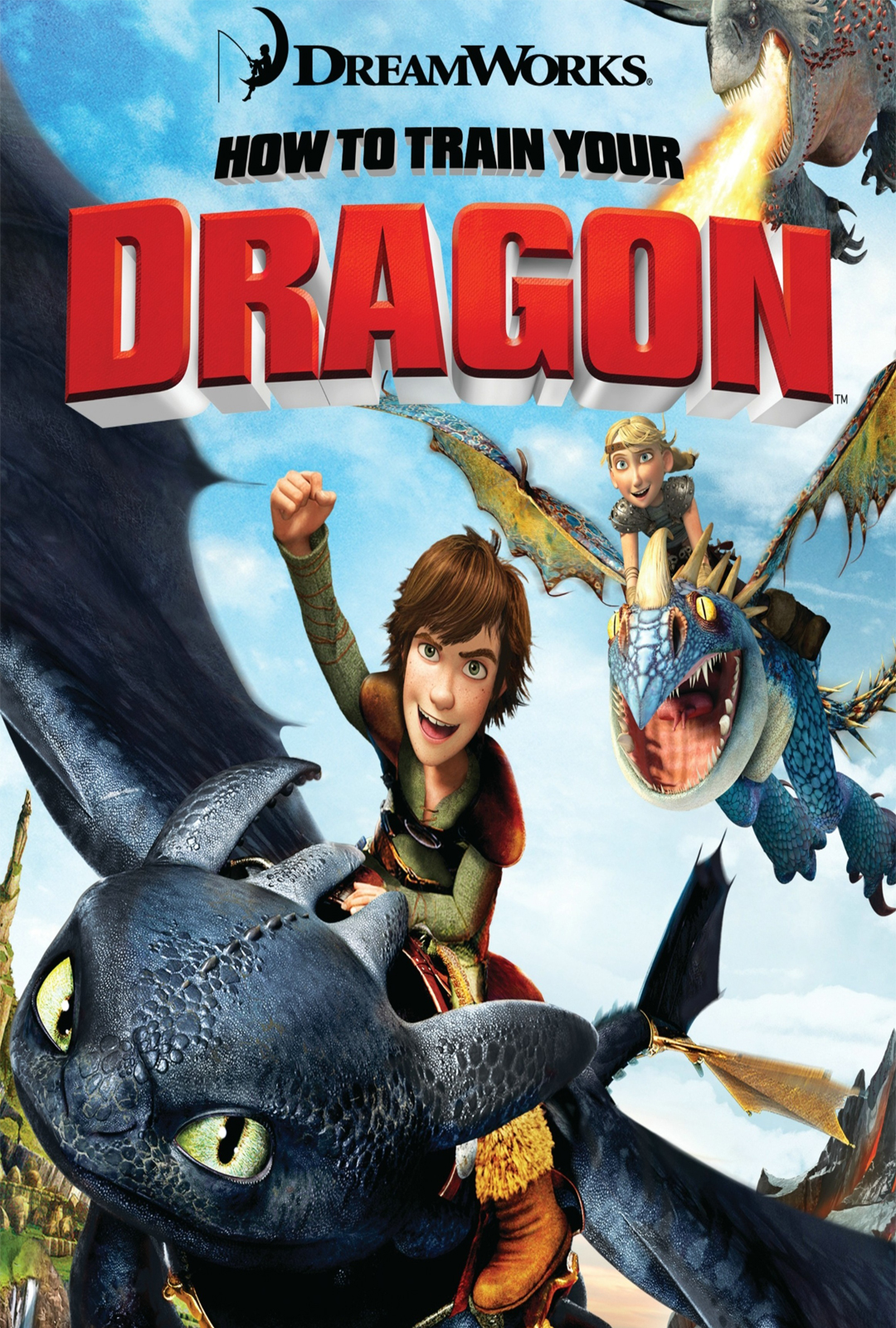 how to train yuor dragon