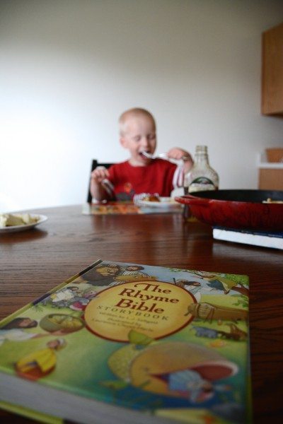 Play Through The Bible: A Toddler's Introduction to God's Story