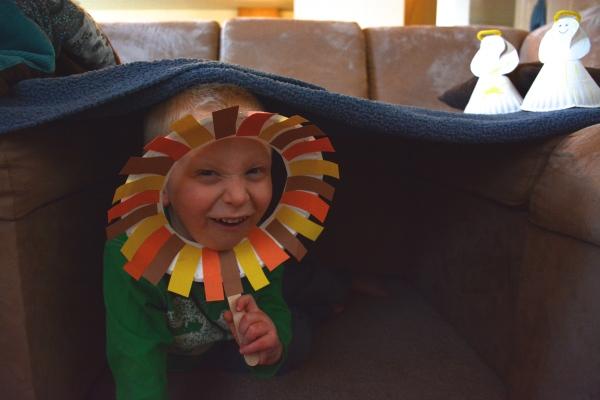 Daniel Lion S Den Craft Preschool