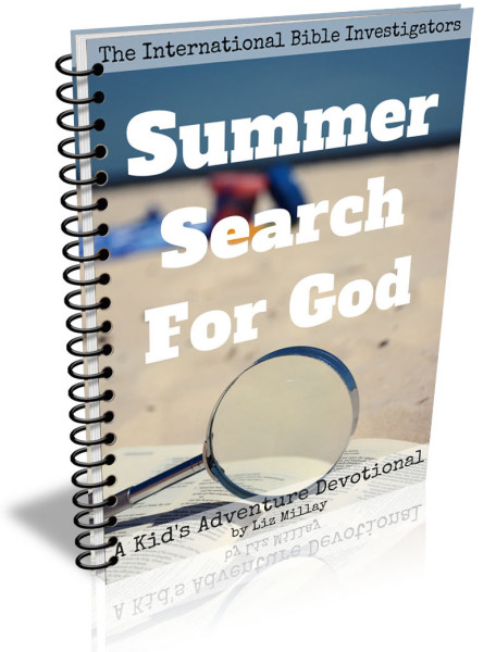 Summer Search For God - Spiral Cover