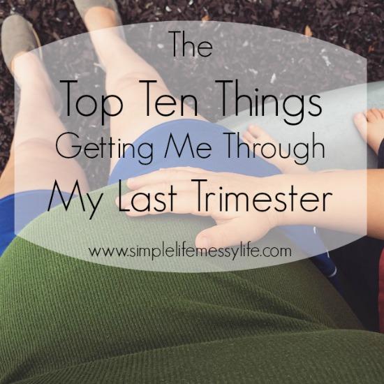 last trimester