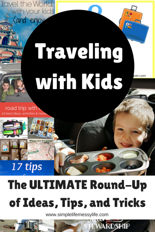 Traveling With Kids The ULTIMATE
