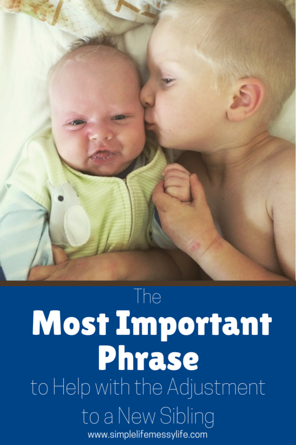 The Most Important Phrase to Help with