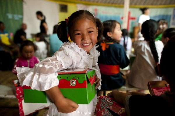 Ultimate Operation Christmas Child Round-up