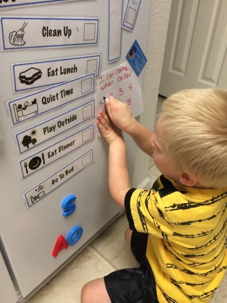 Hero Training! Kid's Character Challenge Week 4 Attentive