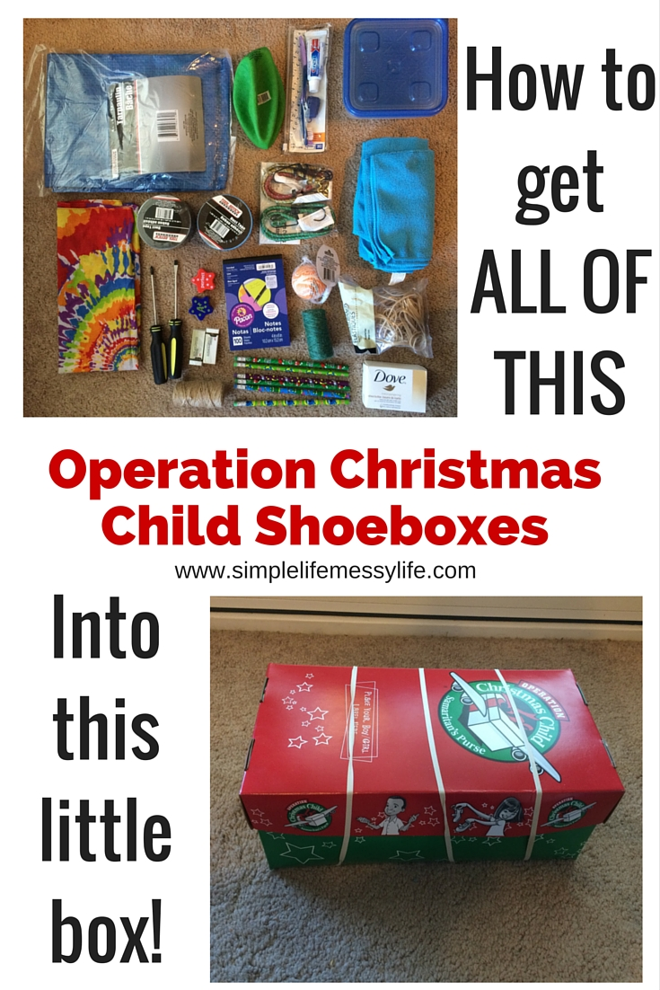 Operation christmas child shoeboxes 5 9 boy 5 9 girl for Things to get a country boy for christmas