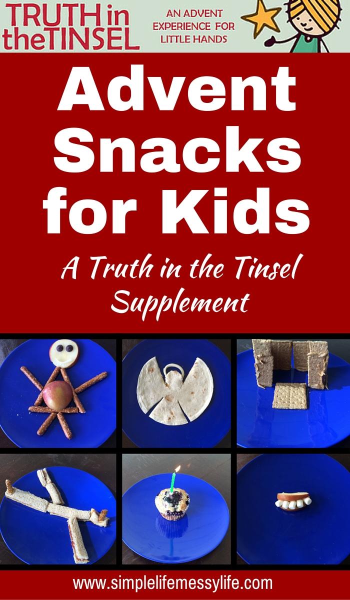 Advent Snacks for Kids