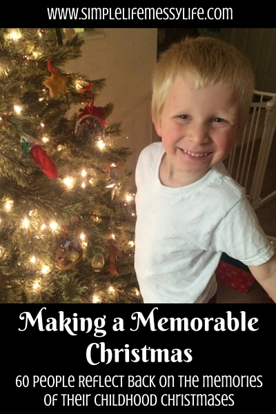What's Your Favorite Christmas Memory From Your Childhood? -- Find out what these 60 people had to say!
