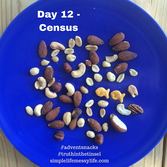 Advent snacks - day 12 - census
