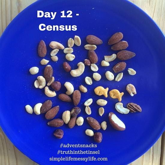 Advent snacks - day 12 - census