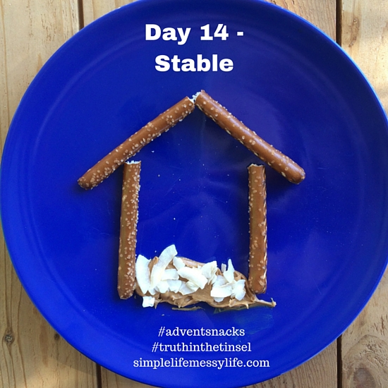 Advent Snacks day 14 -stable