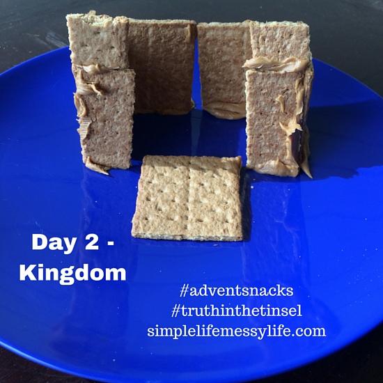 Advent Snacks - day 2 kingdom