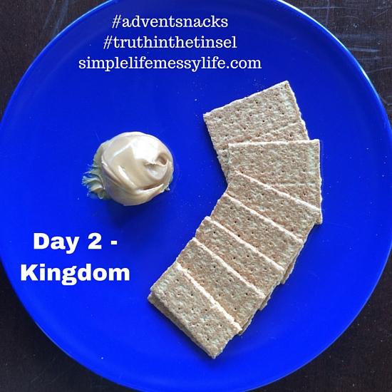 Advent Snacks - day 2 kingdom2