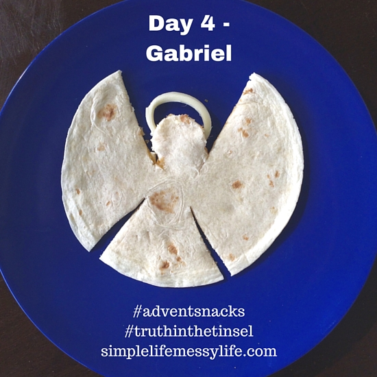 Advent Snacks - day 4 gabriel