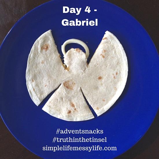 Advent Snacks - day 4 gabriel