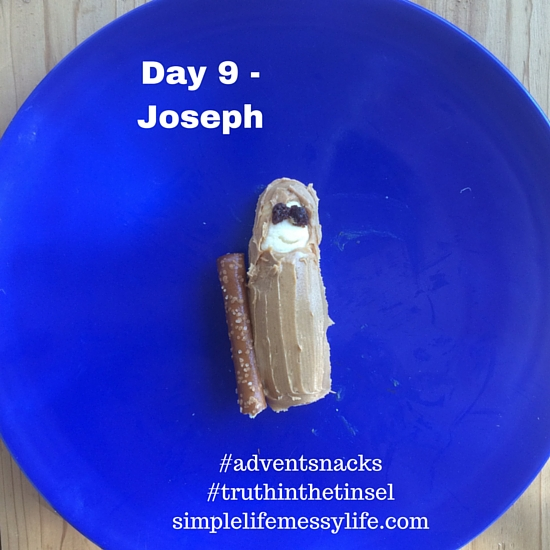 Advent snacks - day 9 - joseph