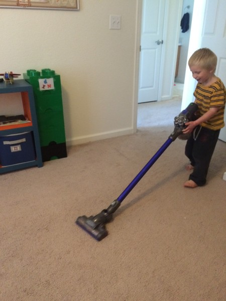 Why I'm a Lazy Parent (4 Responsibilities I Give My 4 Year Old)