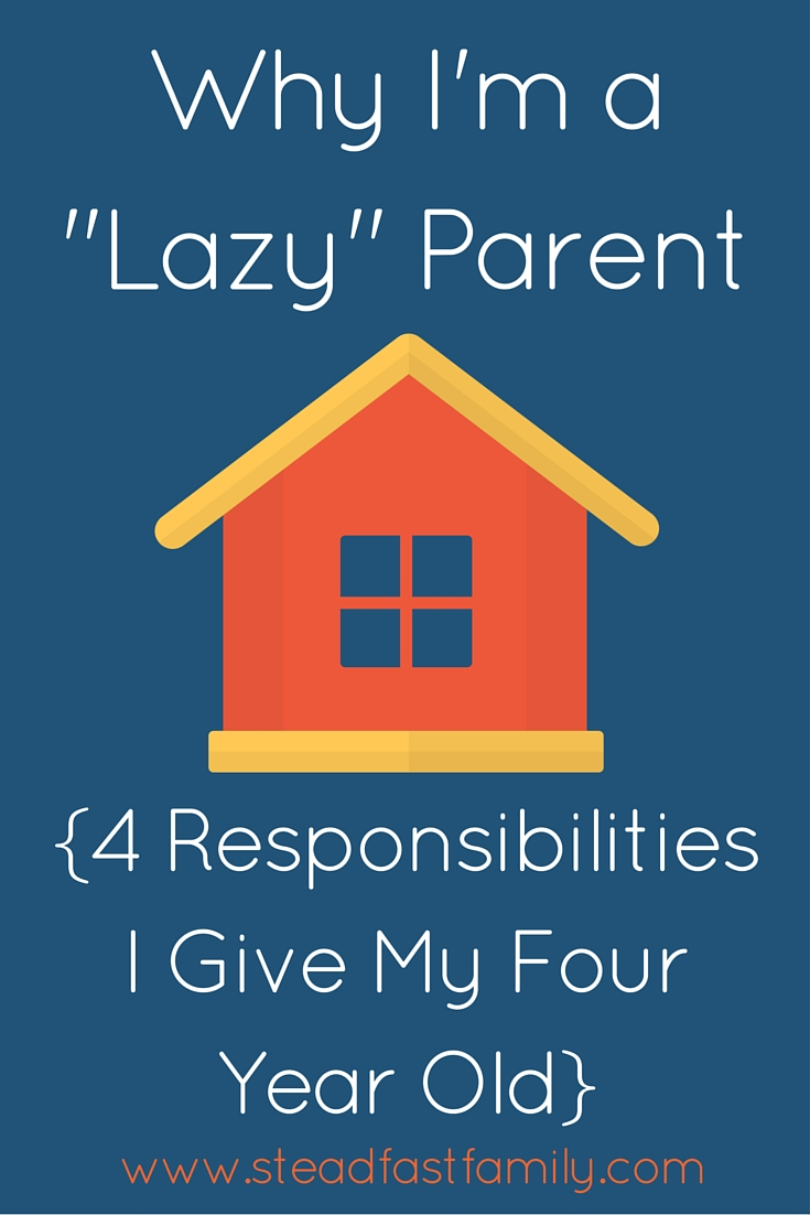 Why I'm a %22Lazy%22 Parent
