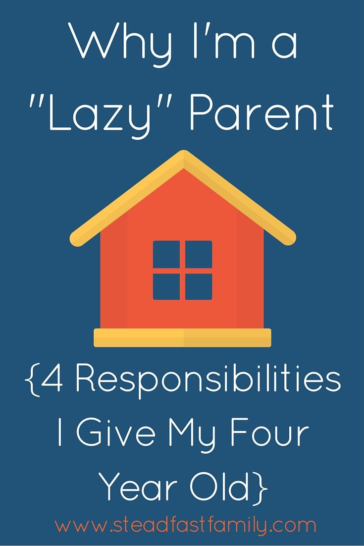 Why I'm a %22Lazy%22 Parent