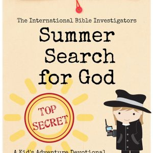 Summer Search for God