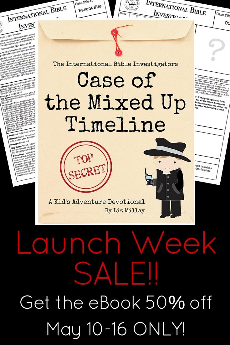 Launch Week SALE