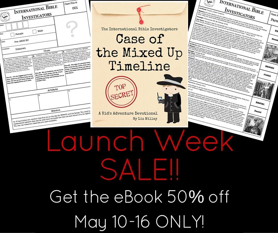 launch week sale copy