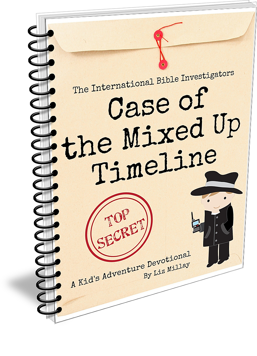 IBI Case of the Mixed Up Timeline