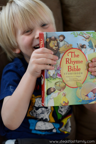 Our review of our favorite toddler Bible